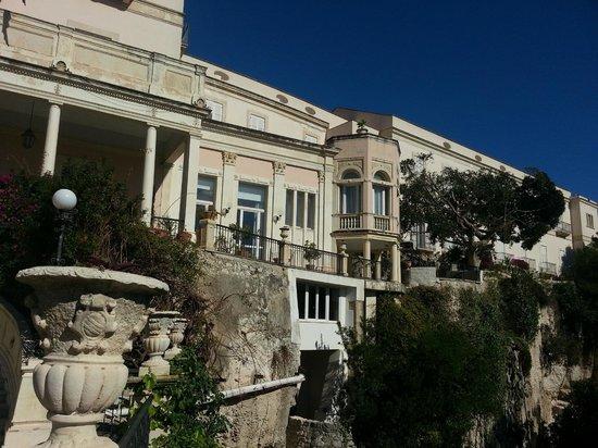 Esterno hotel foto di grand hotel villa politi siracusa for Grand hotel siracusa