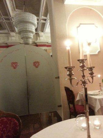 Grand Hotel Villa Politi: vista del tetto della sala grande del ristorante