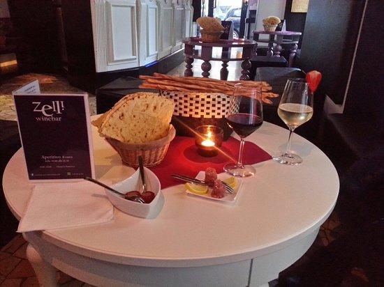 Zelli Wine Bar : C'est juste le start ...