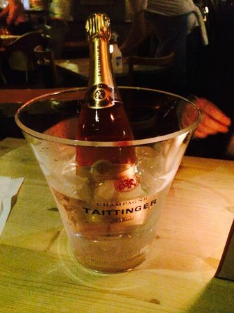The Montgomery: Buckets of Pink Fizz