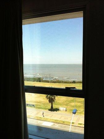 Cala di Volpe Boutique Hotel : Vista do quarto para rambla