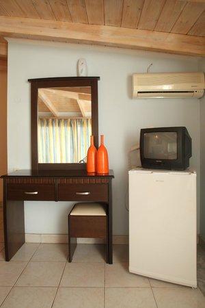 Hotel Pegasos : room