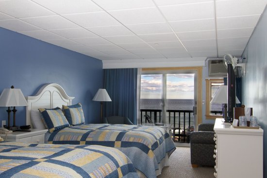 Lafayette's Oceanfront Resort: Room in Ledgeview