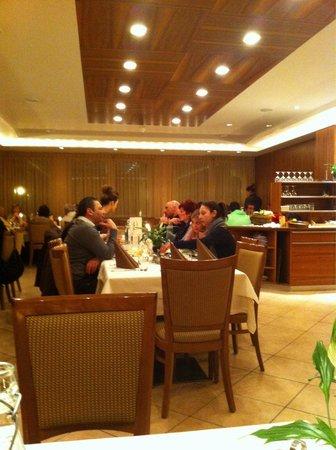 Hotel Blitzburg: Sala pranzo