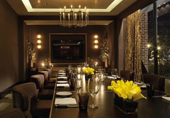 four seasons hotel washington dc four seasons washington dc bourbon steak private dining room - Private Dining Rooms