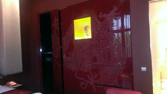 Buddha-Bar Hotel Budapest Klotild Palace: Bedroom