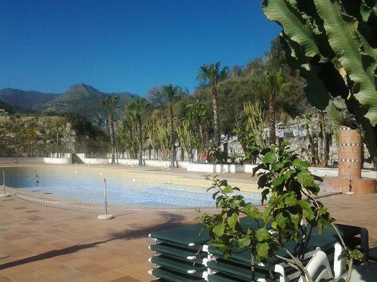 Hotel Antares: piscina scoperta