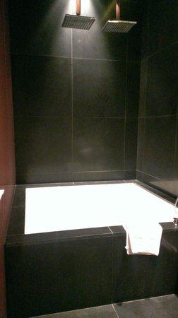 Buddha-Bar Hotel Budapest Klotild Palace: BIG bath