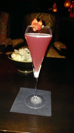 Buddha-Bar Hotel Budapest Klotild Palace: Yummy cocktails