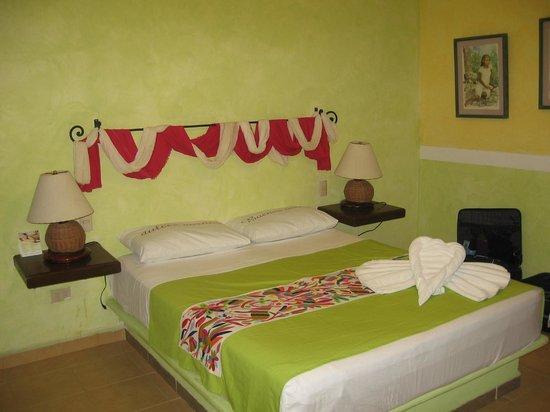 Hotel Casa de las Flores Playa del Carmen: CAMERA STANDARD