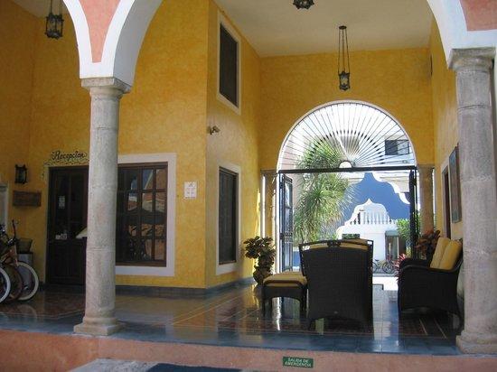 Hotel Casa de las Flores Playa del Carmen: ANDRONE INGRESSO