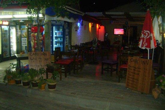 Cafe INN - Patara