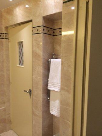 Hotel Metropole: Bagno