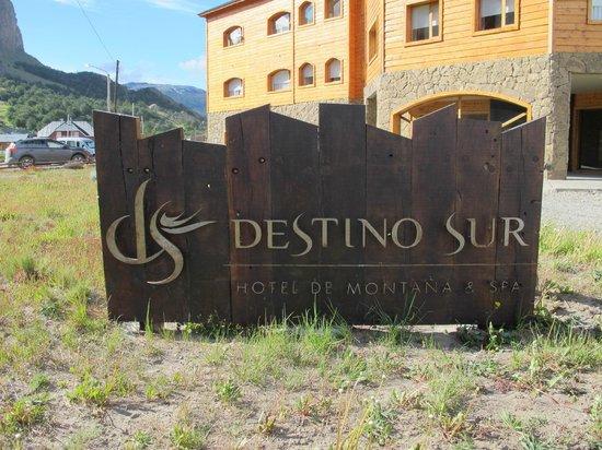 Hotel Destino Sur: Destino Sur