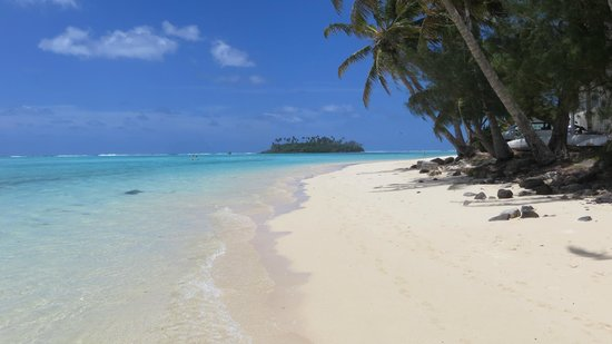 Pacific Resort Rarotonga: Pacific Resort on beautiful Muri Beach