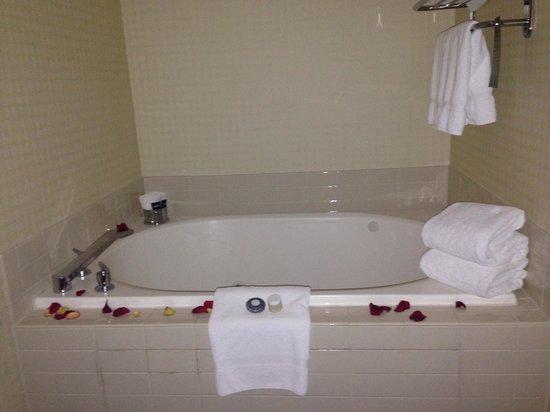 Kimpton Hotel Monaco Washington DC : Vday3