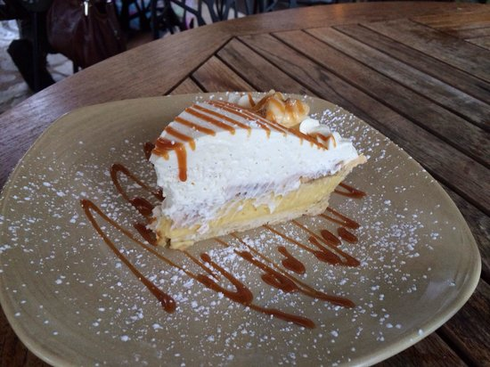 Monkeypod Kitchen: Banana cream pie...a favorite in our group!