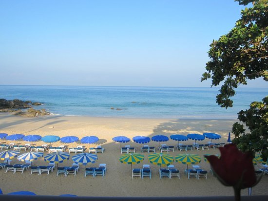 Beyond Resort Karon: panorama a colazione