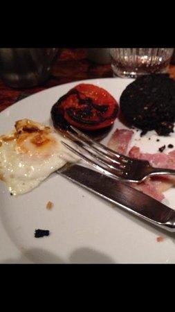 Malmaison Hotel : Breakfast at Malmaison Leeds