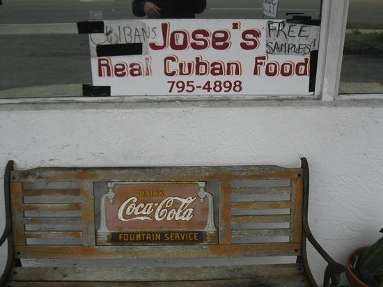 Jose's Real Cuban Food: Cubano!