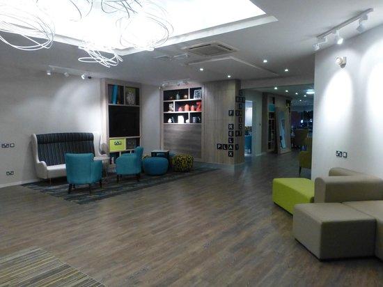 Holiday Inn Darlington - North A1m: Reception