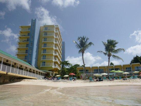 Radisson Aquatica Resort Barbados: Hotel