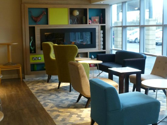 Holiday Inn Darlington - North A1m: Lounge area