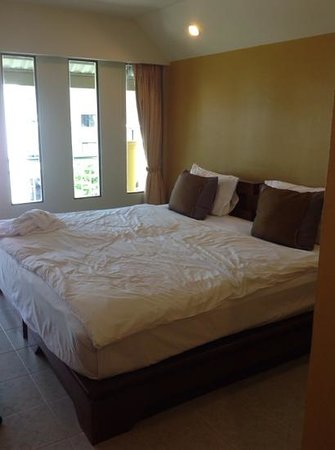 Poppa Palace Hotel Phuket: deluxroom