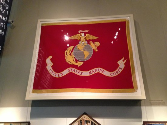 National Museum of the Marine Corps: USMC🇺🇸❤