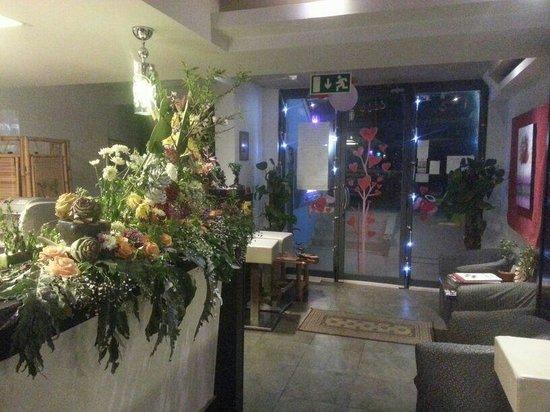 The Flora - Asian Fusion Restaurant : st valentines