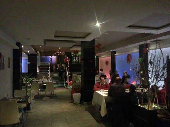The Flora - Asian Fusion Restaurant : st valentines ♡