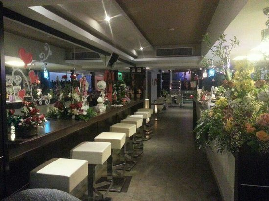 The Flora - Asian Fusion Restaurant : st valentines ♥