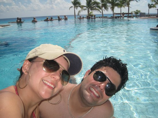 Hyatt Zilara Cancun : Piscina panorâmica do hotel