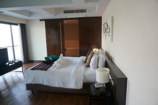 Serene at Chiangrai Hotel: chambre double River View