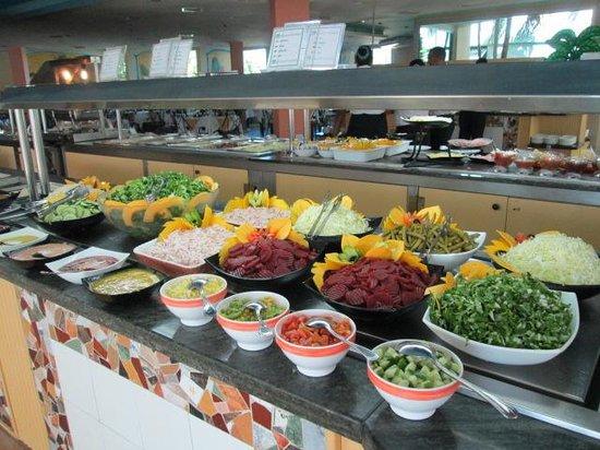 Hotel Palma Real: buffet frais, chaud et bon choix
