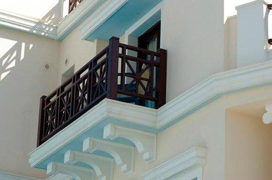 Veggera Hotel: Suites Exterior.