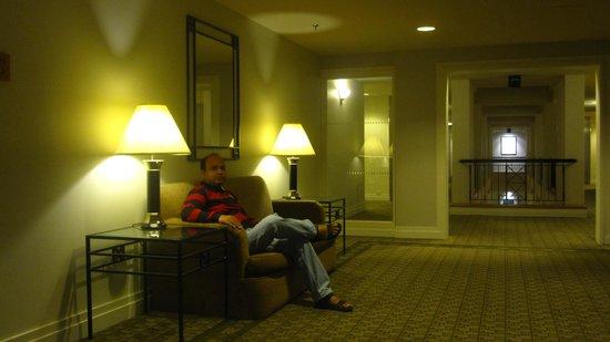 Hyatt Hotel Canberra: Lobby
