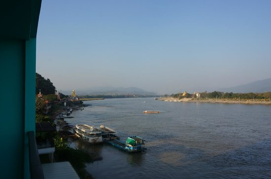 Serene at Chiangrai Hotel : chambre double River View