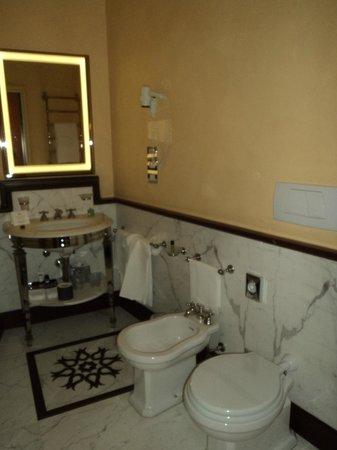 Santa Maria Novella Hotel : WC