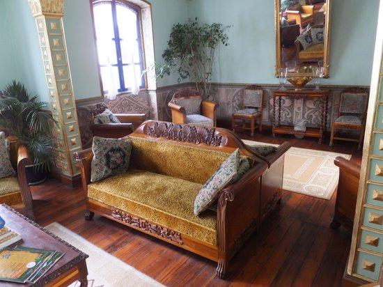 Hotel Boutique Portal de Cantuna : Living Room