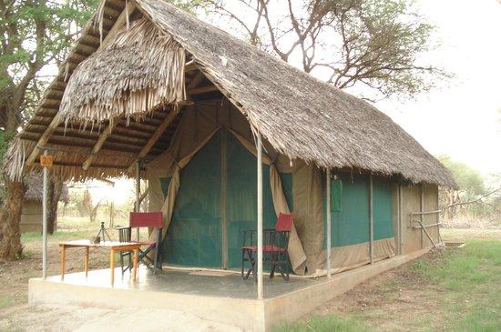 Tarangire Safari Lodge: Tent #23