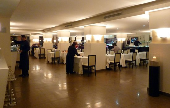 Hotel Marina Luz: Diningroom