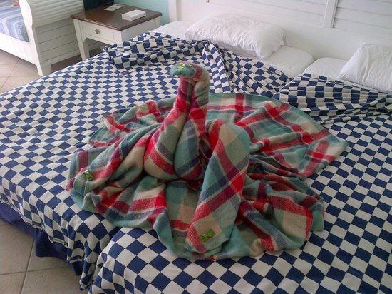 Blau Marina Varadero Resort: Two Twin Beds