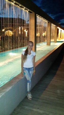 Poseidon Palace Hotel: Фонтаны