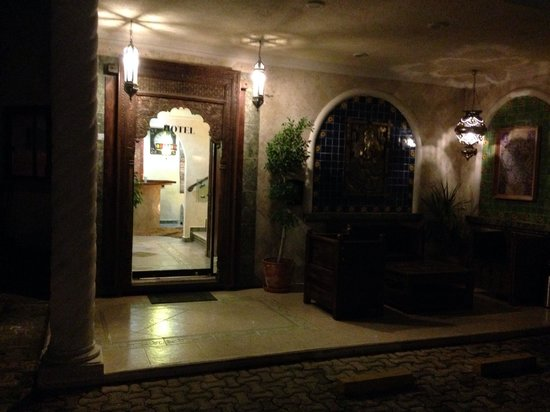 Excel Sense Playacar Boutique Hotel: Entrance