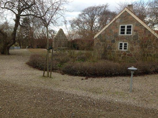 Holberggaard : Stenhuset