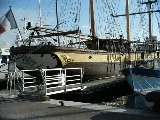 Alter Hafen (Vieux Port): 3