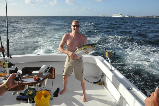 Marlin picture of ola sport fishing aruba oranjestad Fishing in aruba