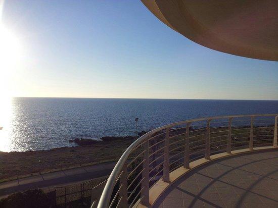 Jonico Hotel: Ottimo panorama....