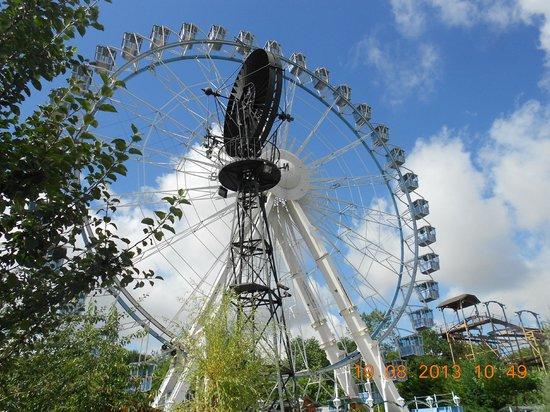 Nigloland : Grande-roue